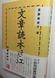 齋藤美奈子表紙