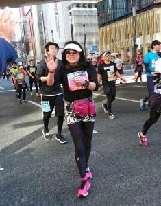 マラソンん1